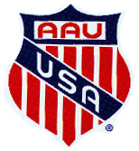 AAU Amateur Athletic Union LOGO