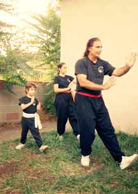 Tai Chi Kids Program