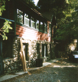 Los Angeles National Forest Cabin