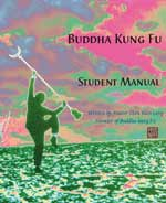 Buddha Kung Fu Student Manual BOOK COVER
