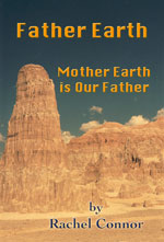 book cover of FATHER EARTH by Rachel Connor