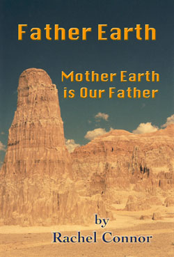 Rachel Connor FATHER EARTH book cover