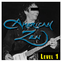 First album by American Zen