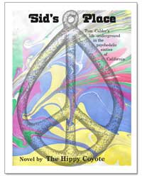 Sid's Place novel book cover.