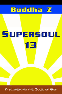 Supersoul book cover by Buddha Z