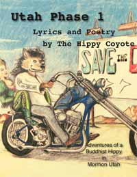 Utah Phase 1 Poetry Book by The Hippy Coyote