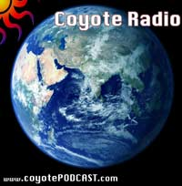 Coyote Podcasting is the voice of THE Coyote