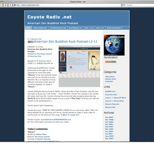 Coyote Radio screenshot